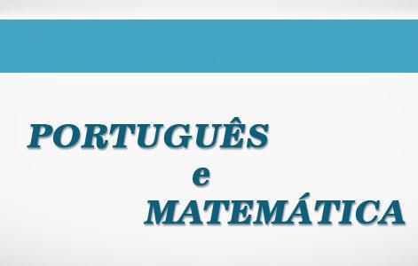 Resultado de imagem para português e matemática,