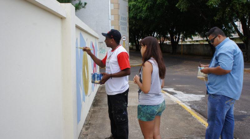 Inscri es abertas para oficina de graffiti a partir de 11 for Oficina virtual de emprego
